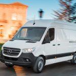 Mercedes-Benz Sprinter: nueva generación en Argentina