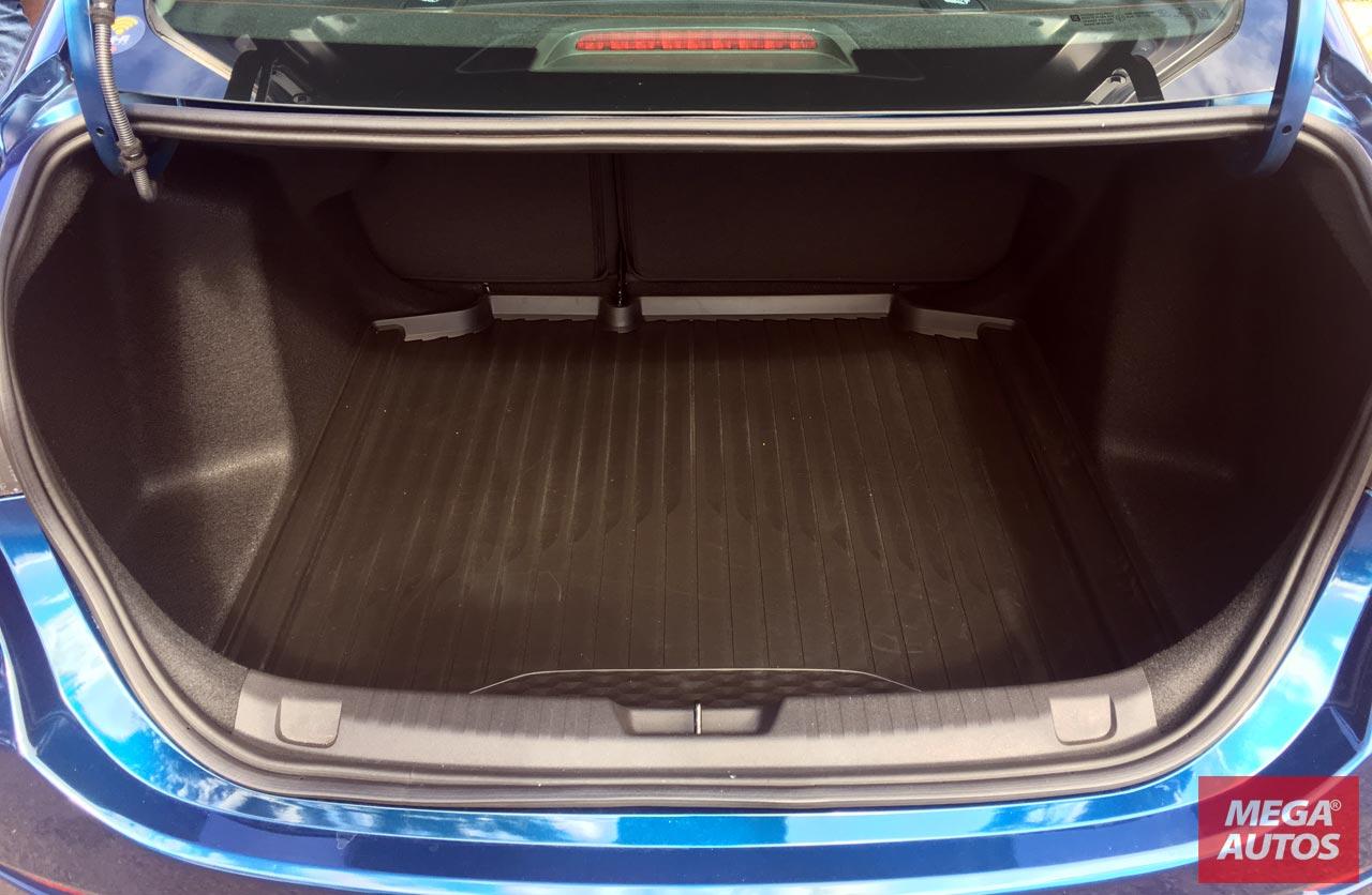 Baúl Nuevo Chevrolet Onix Plus