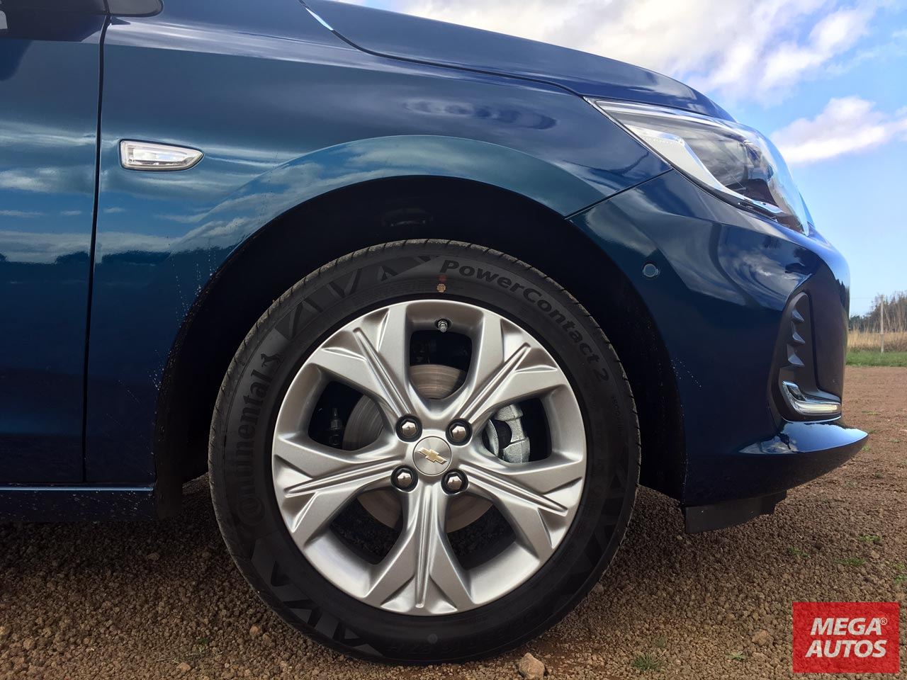 Nuevo Chevrolet Onix Plus