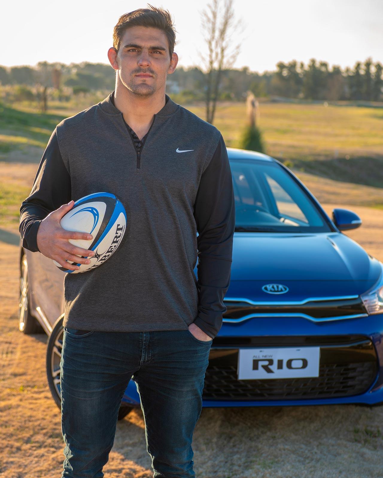 KIA Rugby Golf