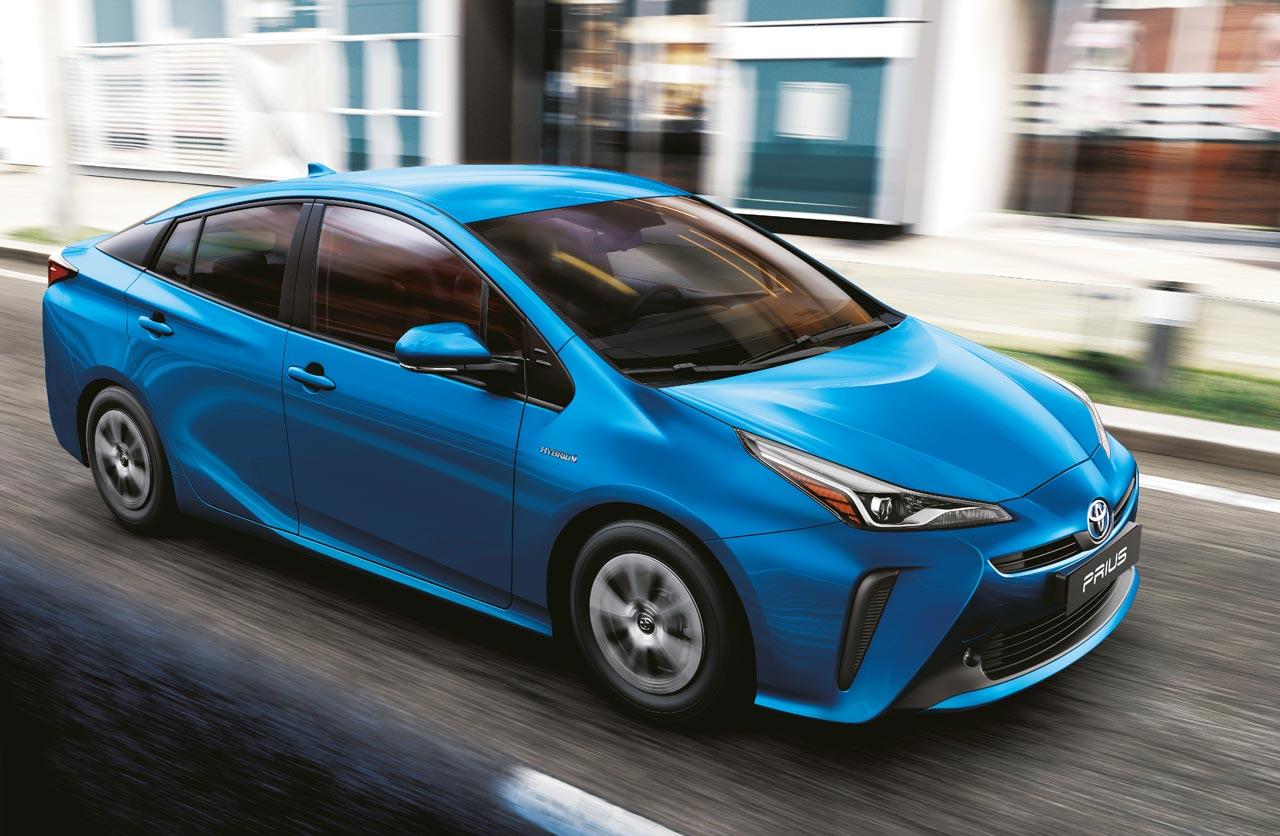 Toyota trajo el renovado Prius a Argentina