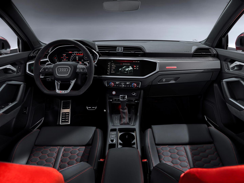 Interior Audi Q3 RS