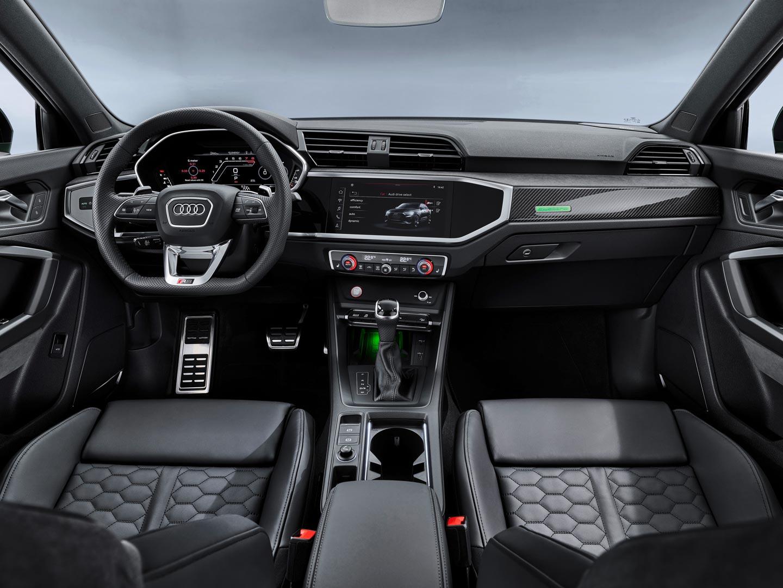 Interior Audi Q3 RS Sportback
