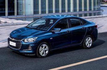 Onix Plus, la versión sedán del nuevo Chevrolet