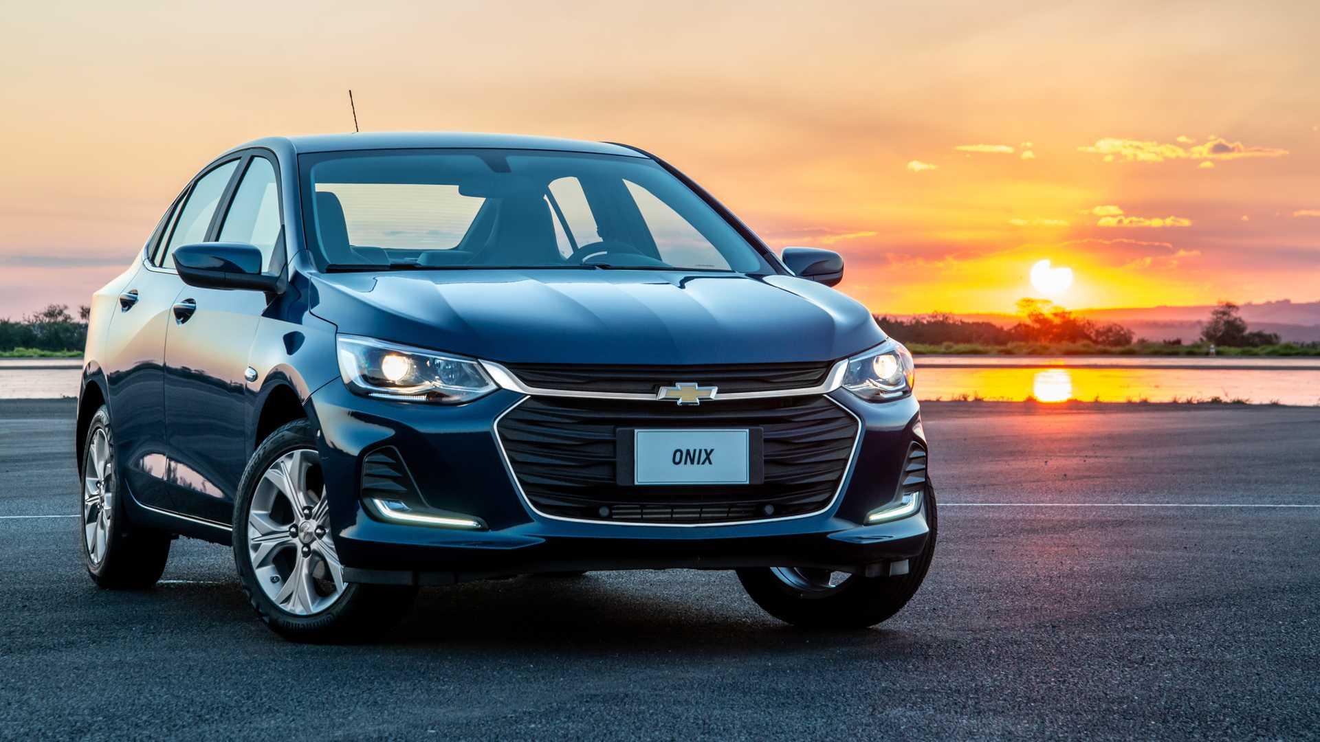 Nuevo Chevrolet Onix Pus Premier