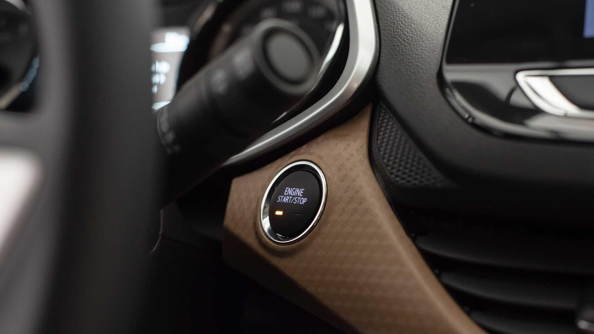 Interior Nuevo Chevrolet Onix Premier