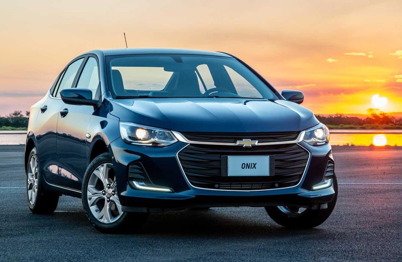 Cómo es el nuevo Chevrolet Onix para Argentina