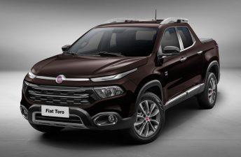 La Fiat Toro 2020 llegó al país