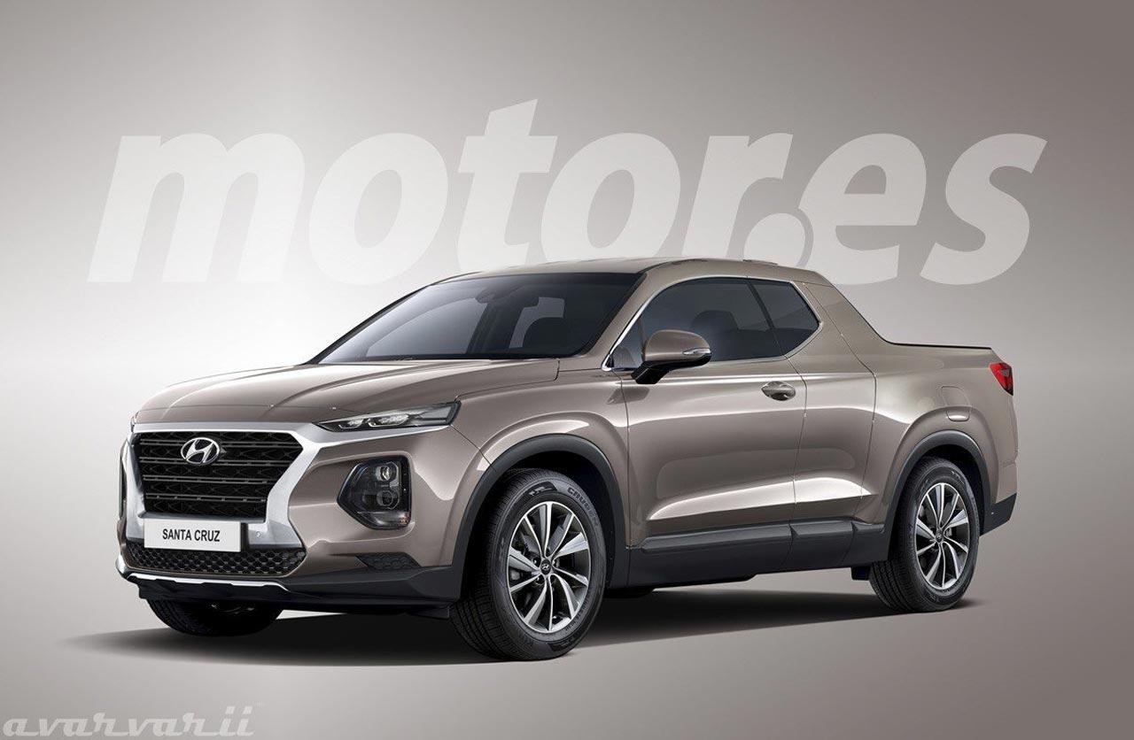 La pick up de Hyundai ya tiene fecha