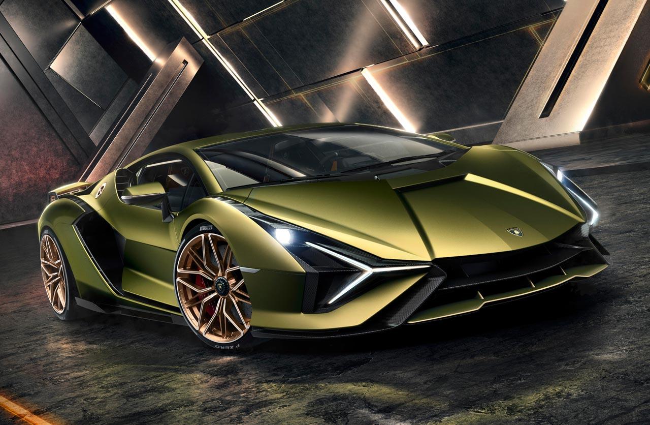 Lamborghini Sián, un híbrido con 819 caballos