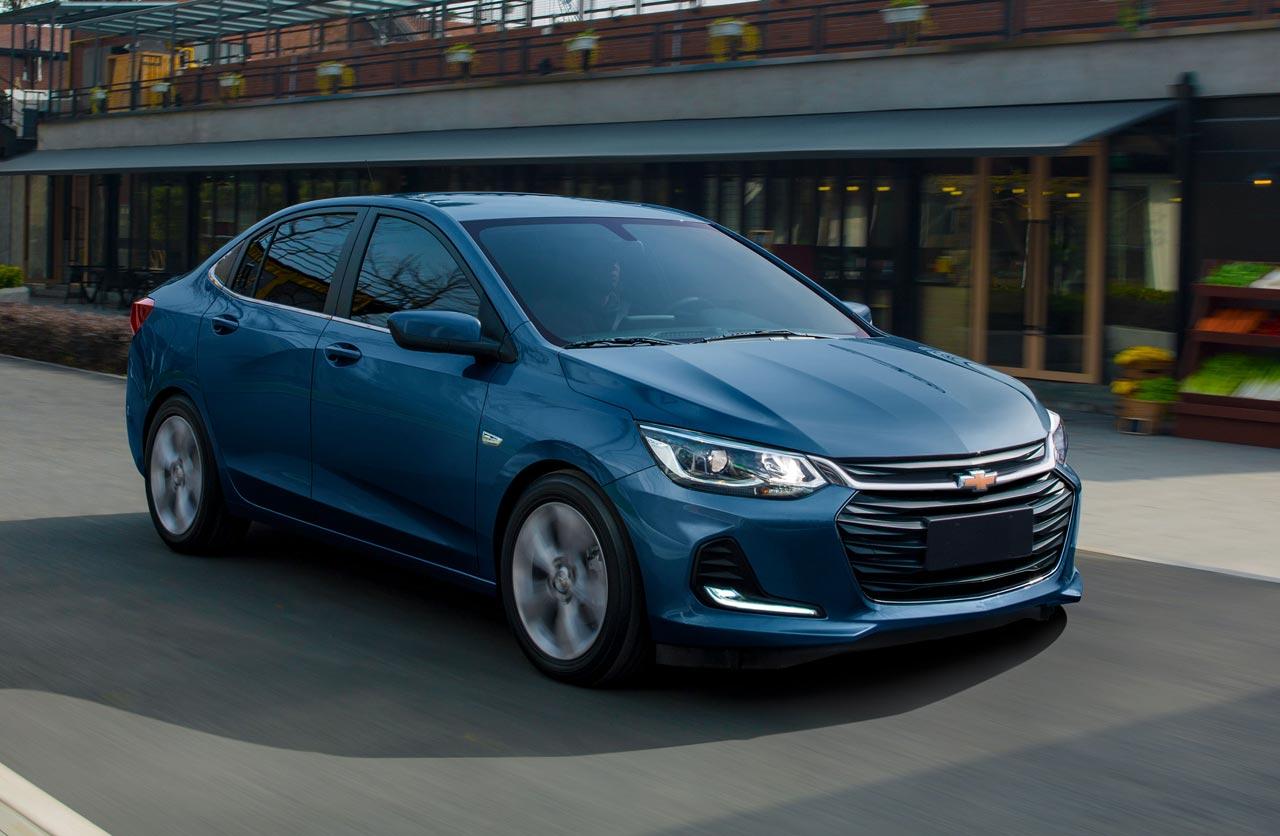 El nuevo Chevrolet Onix también se fabricará en México