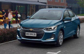 Así es el nuevo Chevrolet Onix regional