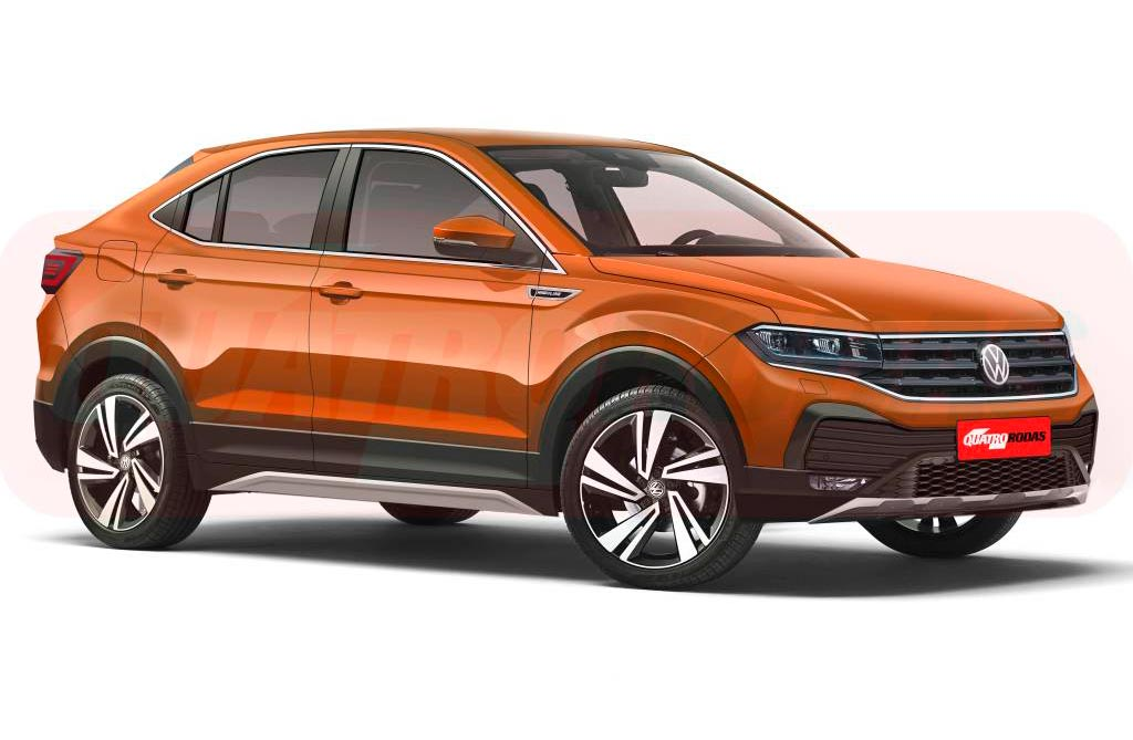 El VW T-Sport será un mini T-Cross Coupé