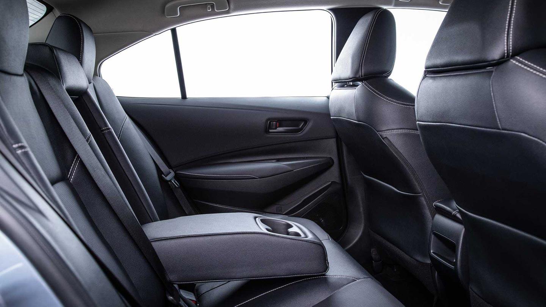 Interior Nuevo Toyota Corolla 2020