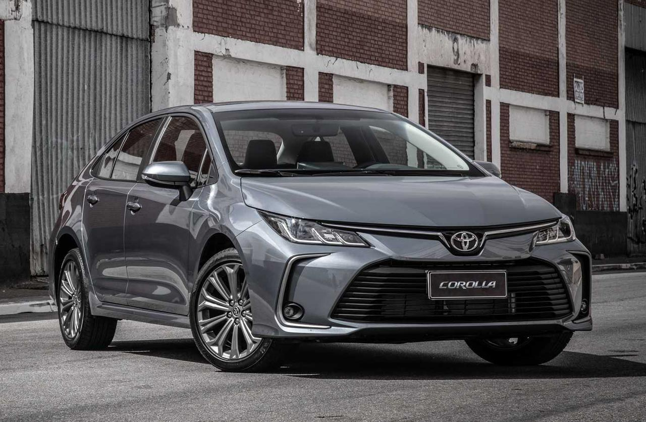 Con ustedes, el nuevo Toyota Corolla regional