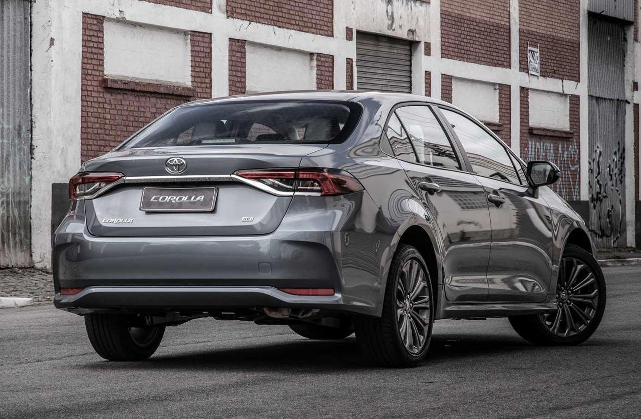 Nuevo Toyota Corolla 2020 regional