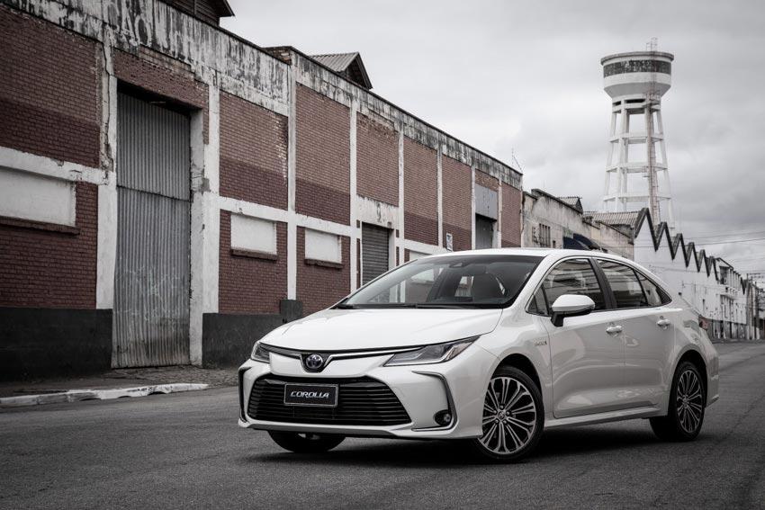 Nuevo Toyota Corolla híbrido 2020