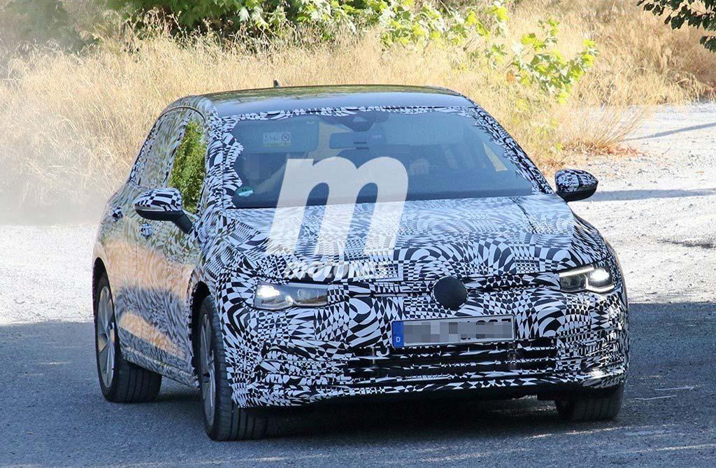 Volkswagen prepara la evolución del Golf GTE