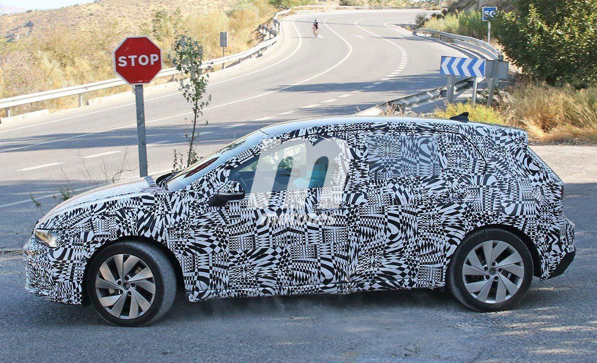 Volkswagen Golf GTE 2020 mk8