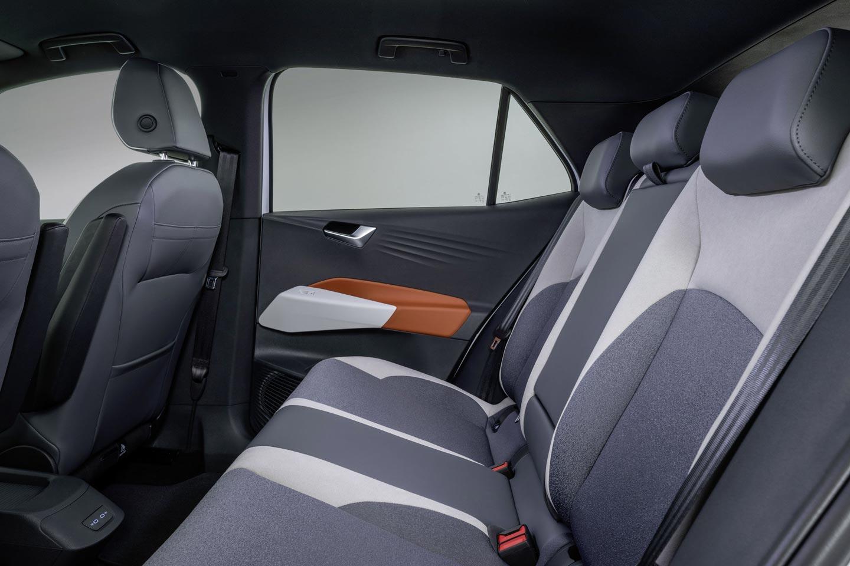 Interior Volkswagen ID.3