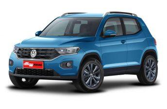 Volkswagen prepara un nuevo SUV regional