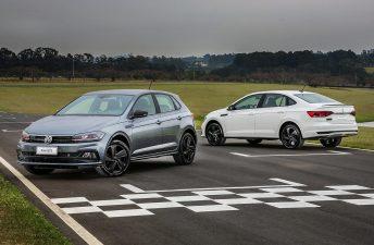 Volkswagen Polo y Virtus GTS, para principios de 2020