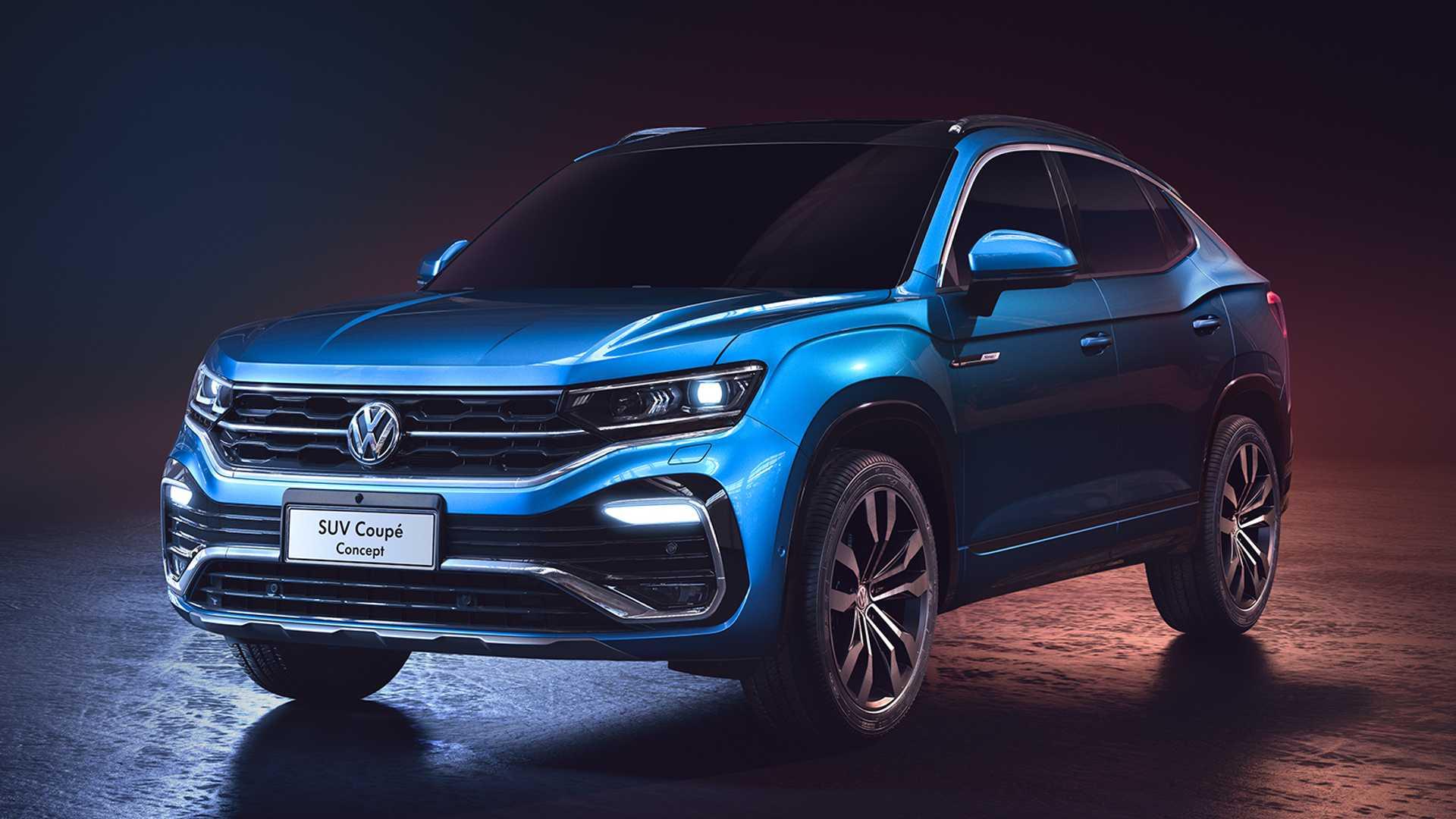 VW SUV Coupé Concept