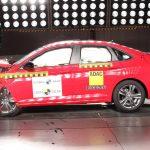 Los Volkswagen Vento y Tiguan logran cinco estrellas de Latin NCAP