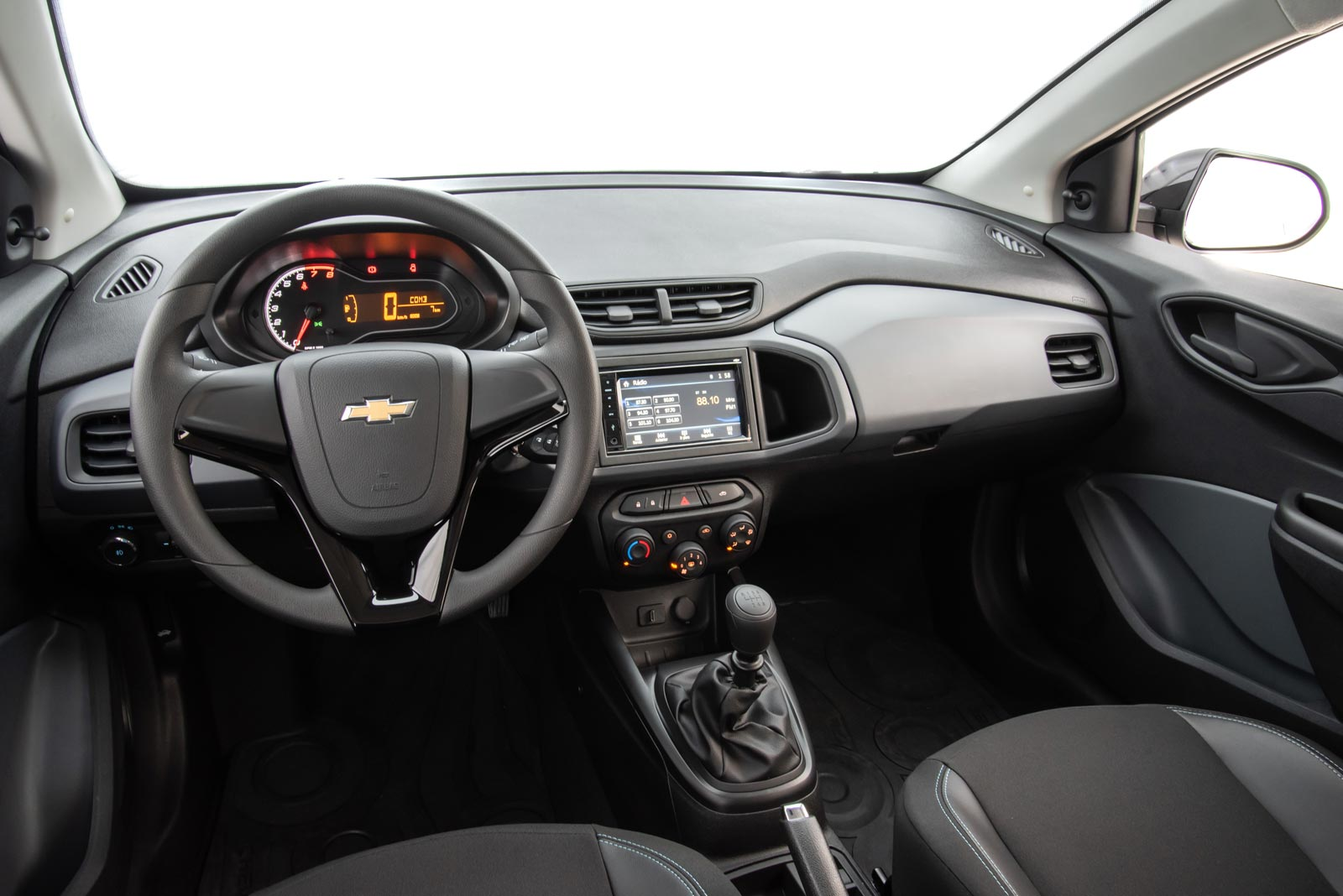 Interior Chevrolet Joy Plus