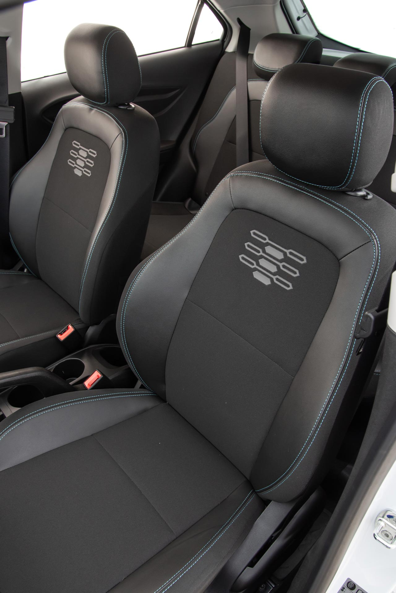 Interior nuevo Chevrolet Onix Joy Plus