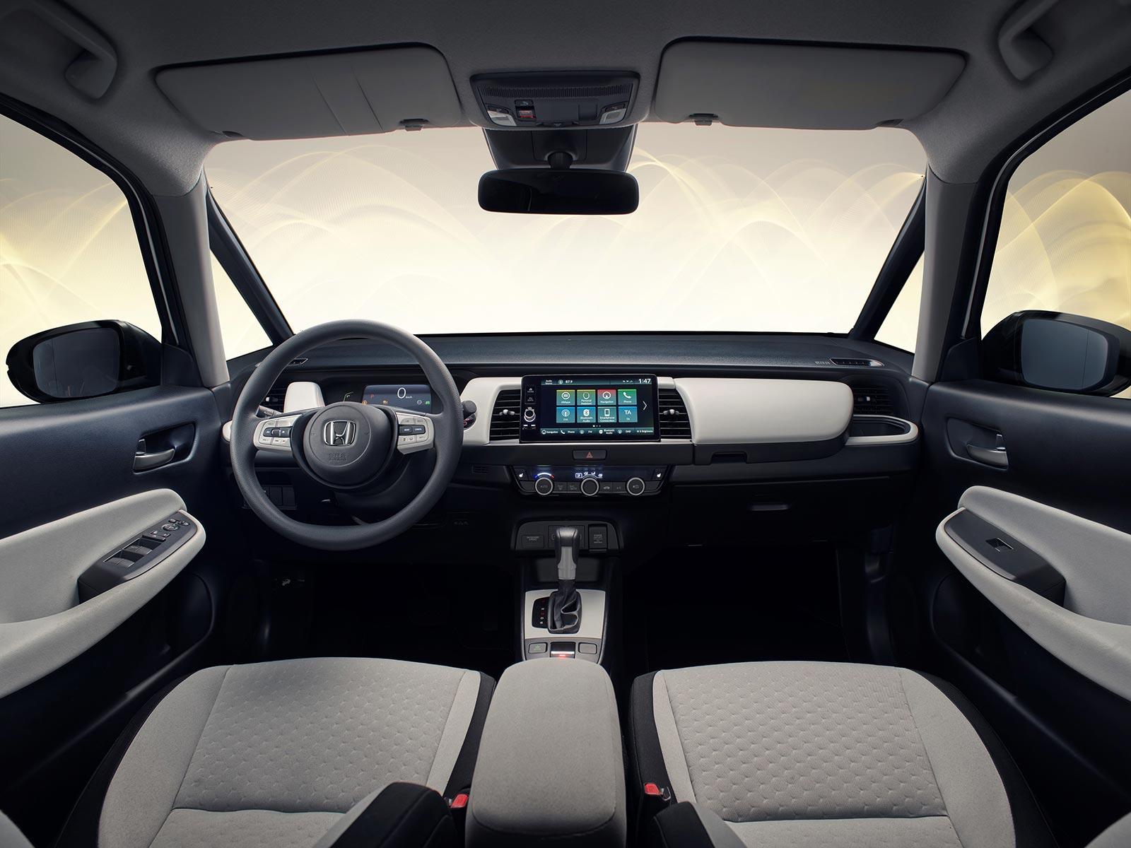 Interior Nuevo Honda Fit / Jazz 2020