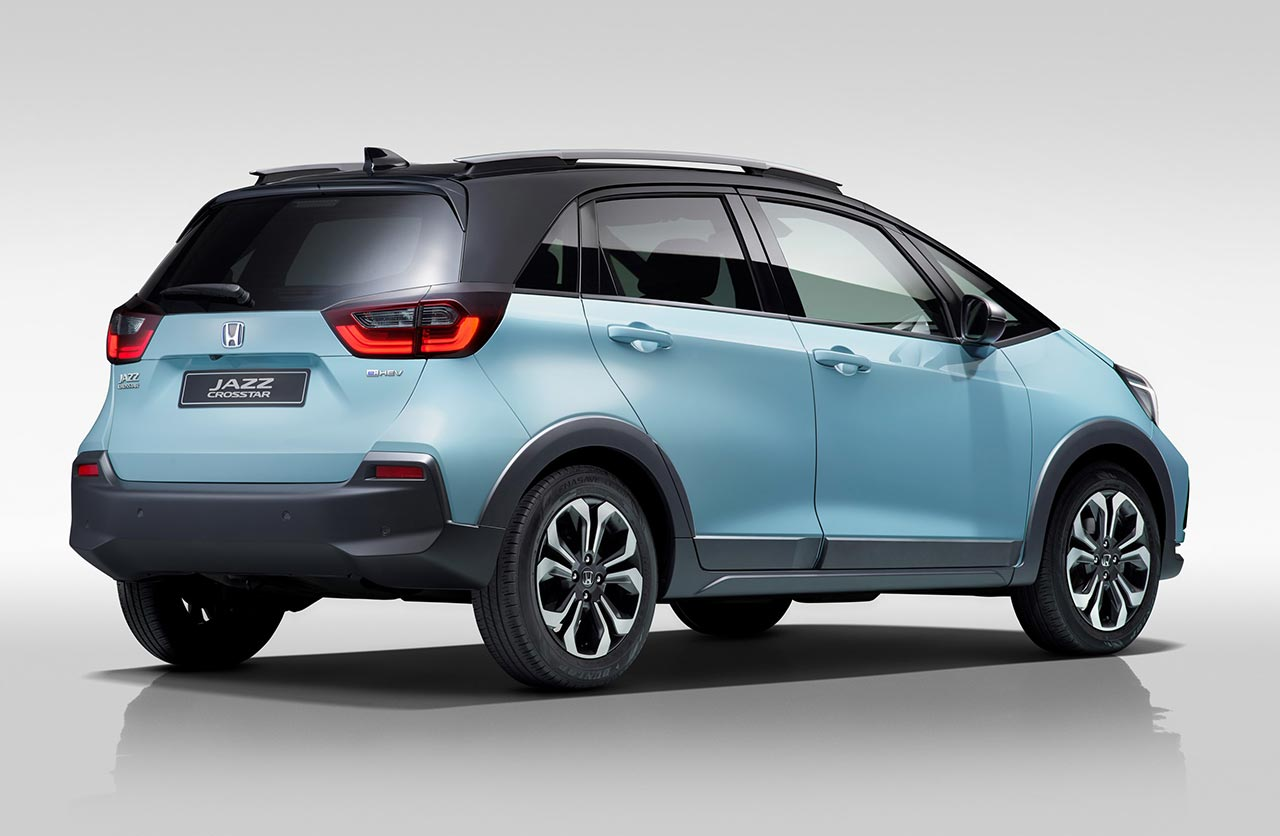 Nuevo Honda Fit Crosstar 2020