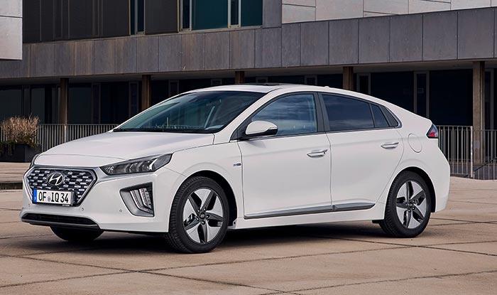 El Hyundai Ioniq llegará en noviembre