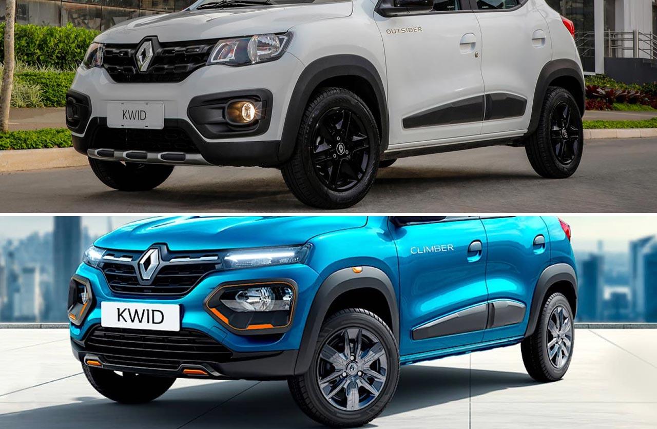 Anticipan el rediseño del Renault Kwid regional