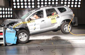 Latin NCAP: el nuevo Renault Duster, con estructura inestable