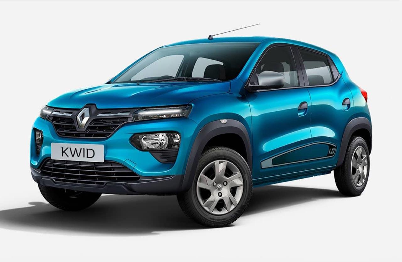 Con ustedes, el nuevo Renault Kwid