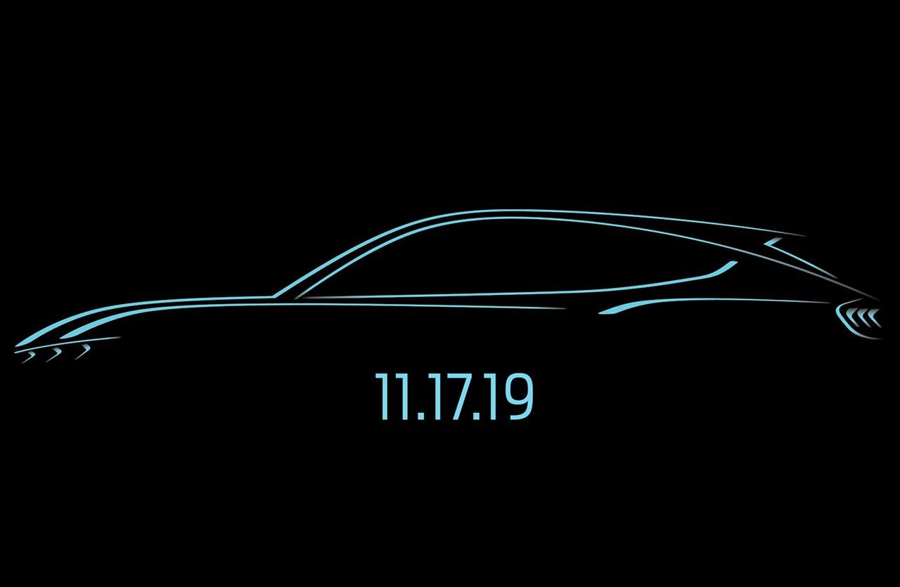 El SUV de Ford inspirado en el Mustang, para noviembre