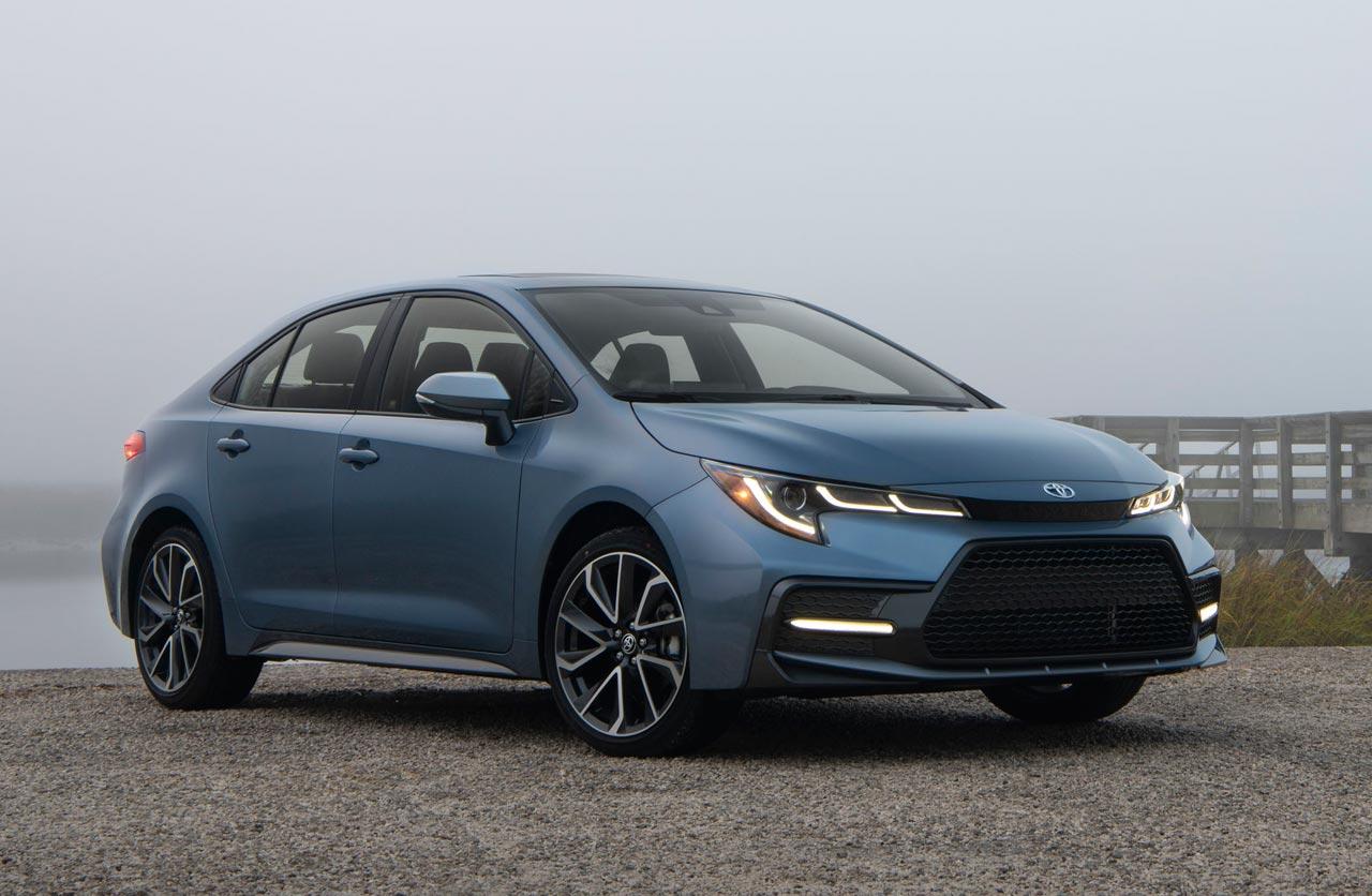 Toyota prepara el nuevo Corolla XRS