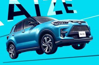 Raize: ¿el nuevo SUV de Toyota para Sudamérica?