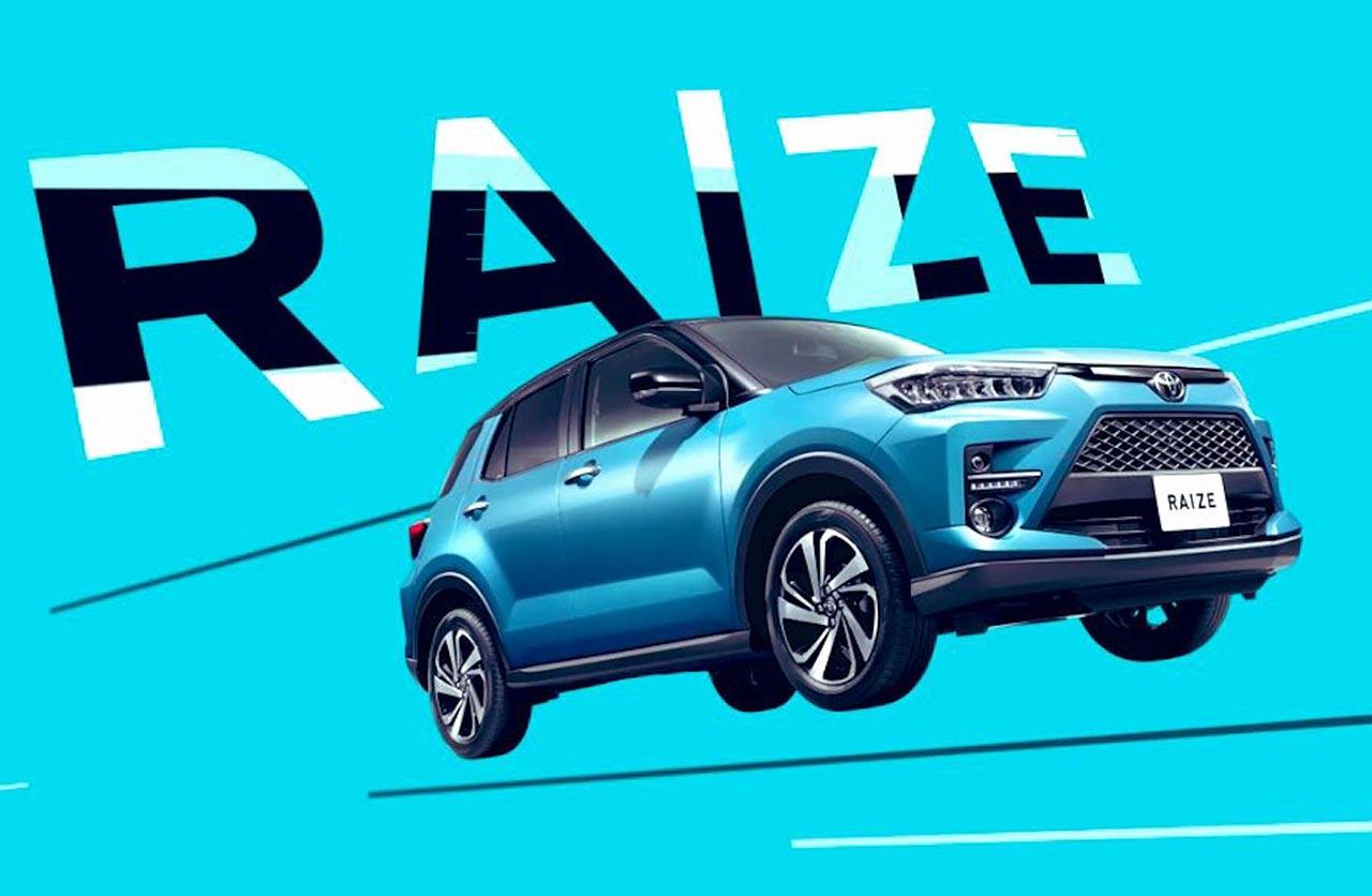 Nuevo SUV Toyota Raize