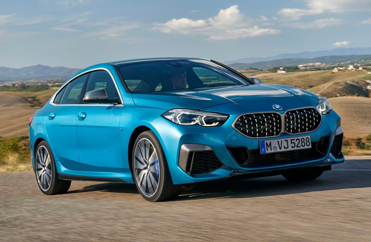 Con ustedes, el nuevo BMW Serie 2 Gran Coupé