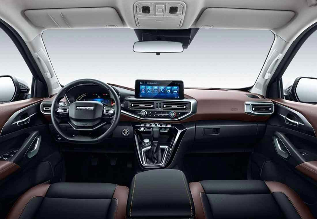Interior Changan Kaicene F70