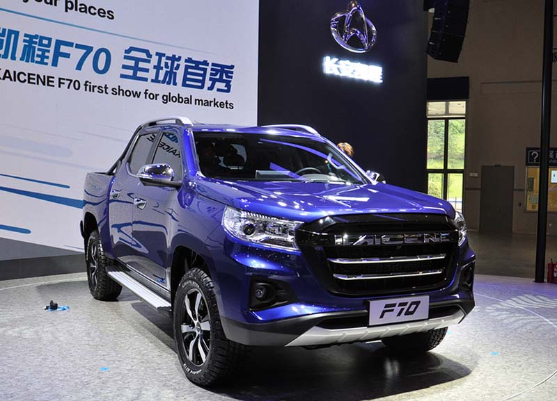 Pick up Peugeot (Changan Kaicene F70)
