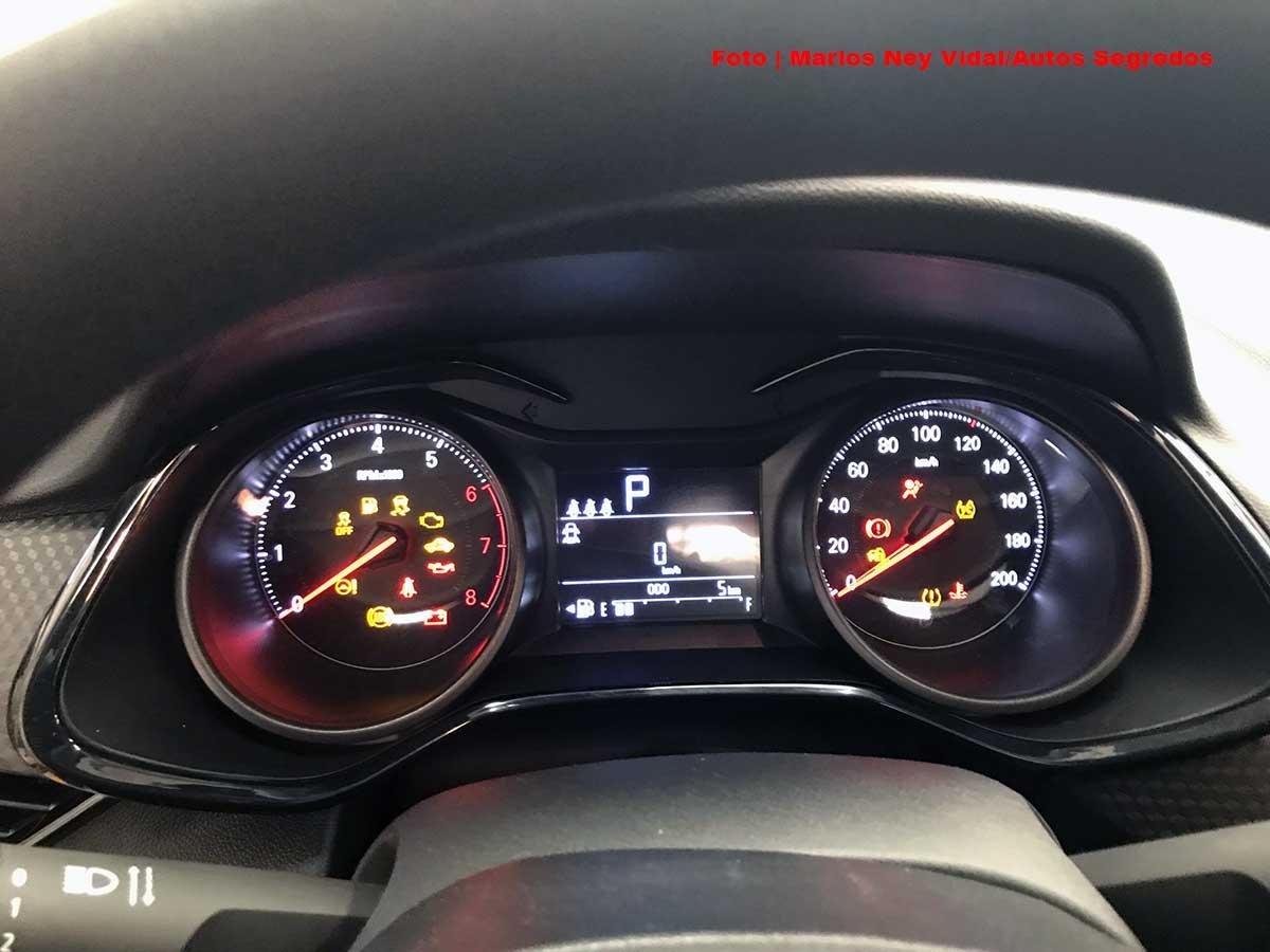 Tablero Chevrolet Onix Plus base