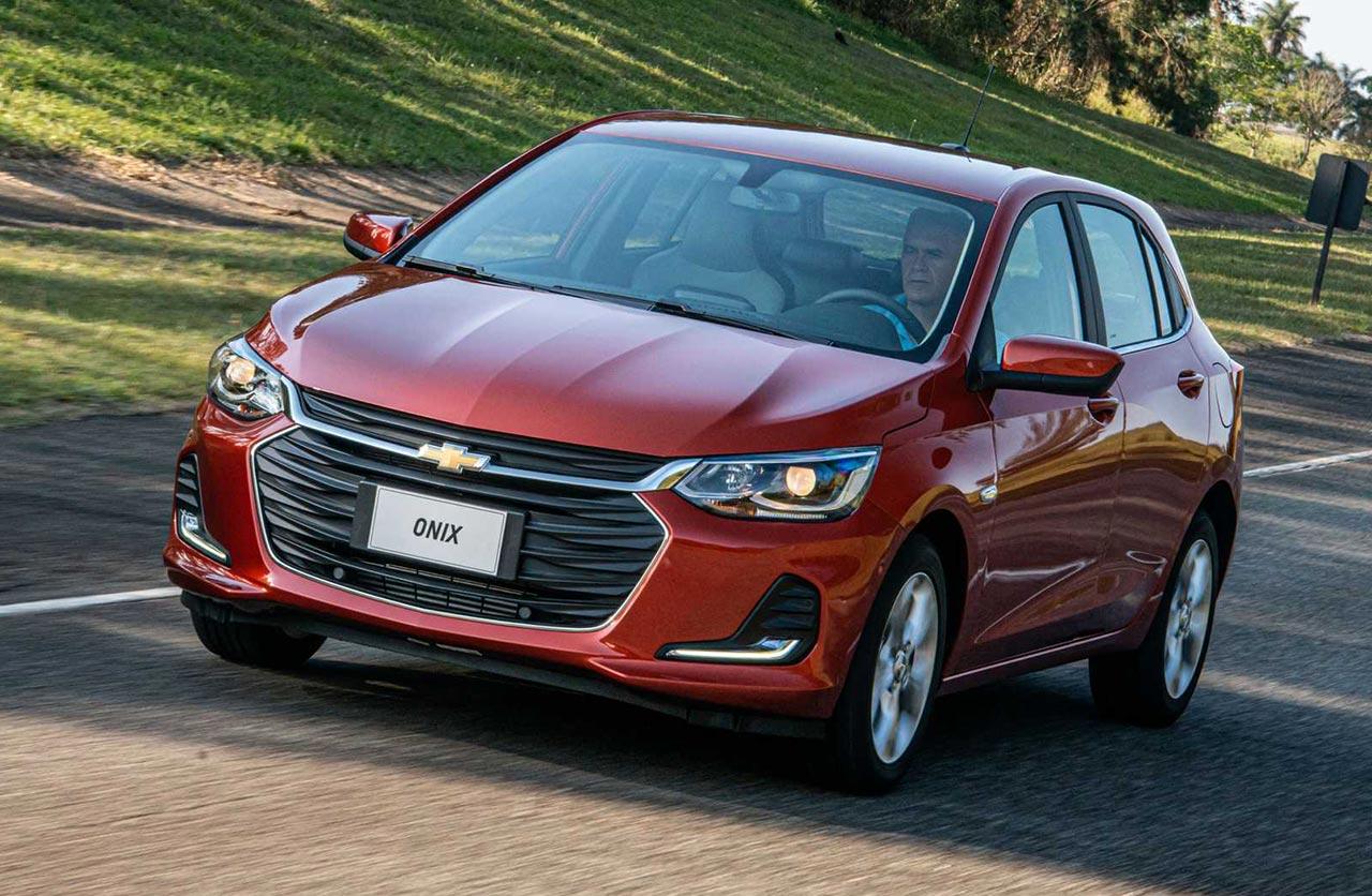 El nuevo Chevrolet Onix Premier con motor Turbo ya está a la venta en Argentina