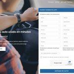 Nuevo cotizador online para autos usados