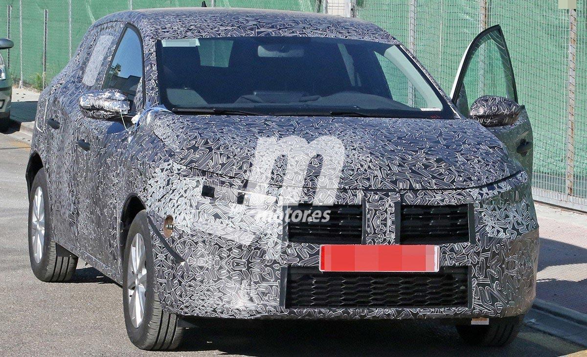 Nueva generación Dacia / Renault Sandero