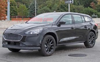 ¿Ford reemplazará el Mondeo con un crossover?