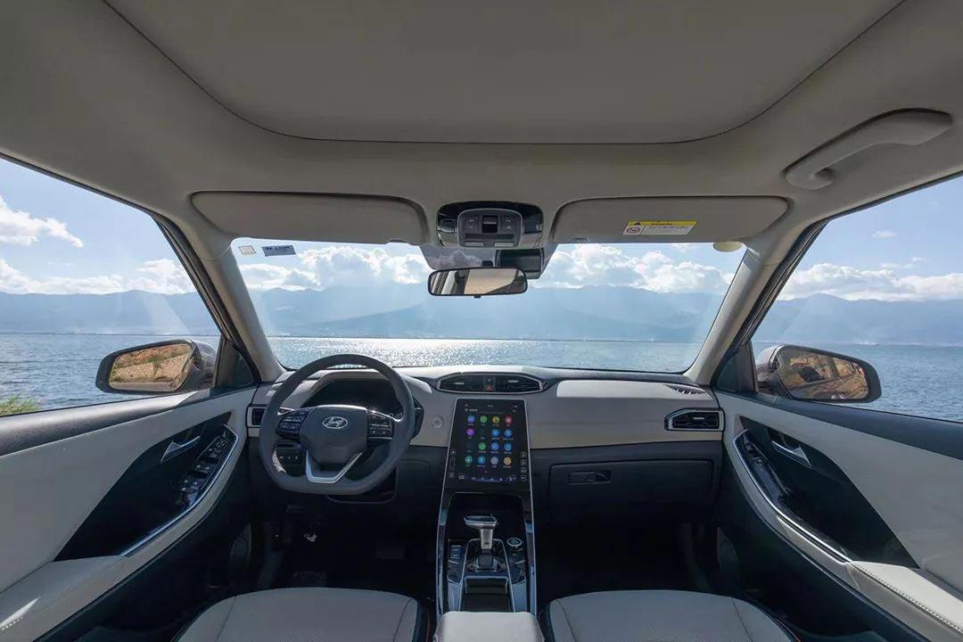 Interior nuevo Hyundai Creta 2020