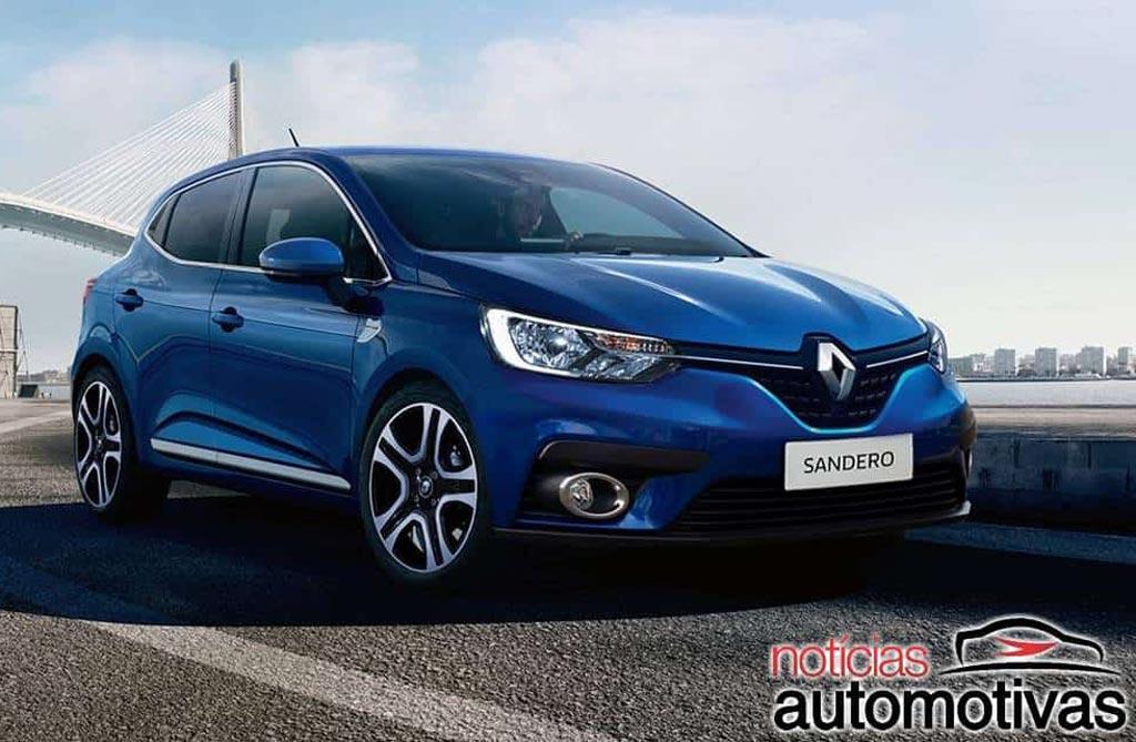 Renault prepara el próximo Sandero